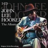 JOHN LEE HOOKER  - CD+DVD THE ALBUM (2CD)