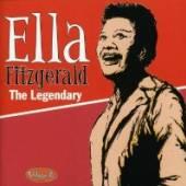FITZGERALD ELLA  - CD LEGENDARY VOL.2