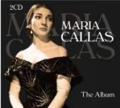 MARIA CALLAS  - CD+DVD THE ALBUM (2CD)