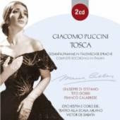 PUCCINI GIACOMO  - 2xCD TOSCA