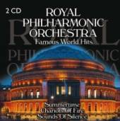 ROYAL PHILHARMONIC ORCHESTRA  - CD+DVD FAMOUS WORLD HITS (2CD)