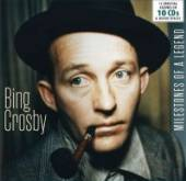CROSBY BING  - CD MILESTONES OF A LEGEND