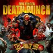 FIVE FINGER DEATH PUNCH  - CD GOT YOUR SIX (LIMITED DELUXE EDITION)