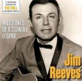 REEVES JIM  - CD MILESTONES OF A COUNTRY LEGEND