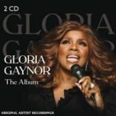 GLORIA GAYNOR  - CD+DVD THE ALBUM (2CD)