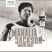 JACKSON MAHALIA  - CD AMAZING GRACE - BEST OF