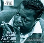 PETERSON OSCAR  - 10xCD AND FRIENDS