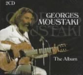 GEORGES MOUSTAKI  - CD+DVD THE ALBUM (2CD)