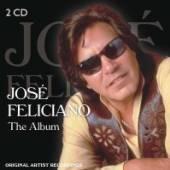JOSÉ FELICIANO  - CD+DVD THE ALBUM (2CD)