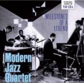 MODERN JAZZ QUARTET  - 10xCD 20 ORIGINAL ALBUMS