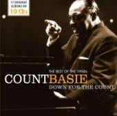 BASIE COUNT  - 10xCD DOWN FOR THE COUNT BEST O