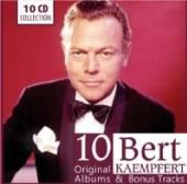 KAEMPFERT BERT  - 10xCD 10 ORIGINALS ALBUMS MIL