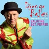 DJANGO BATES / FRANKFURT RADIO..  - CD SALUTING SGT. PEPPER
