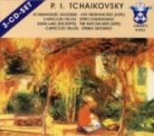 TCHAIKOVSKY PYOTR ILYICH  - 3xCD SWAN LAKE/NUTCRACKER SUIT