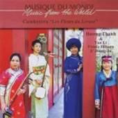 CAMKYTIWA  - CD LES FLEURS DU LEVANT