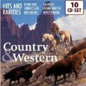 VARIOUS  - 10xCD COUNTRY AND WESTERN HITS