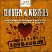 VARIOUS  - 10xCD COUNTRY & WESTERN - 200..