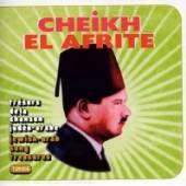 CHEIKH EL AFRITE  - CD JEWISH-ARAB SONG..