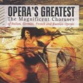 VARIOUS  - 4xCD OPERA'S GREATEST