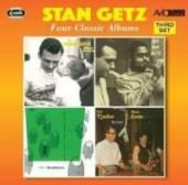GETZ STAN  - 2xCD FOUR CLASSIC AL..