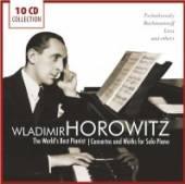 HOROWITZ WLADIMIR  - 10xCD THE WORLD'S BEST PI