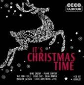 VARIOUS  - CD IT'CHRISTMAS TIME