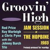 VARIOUS  - CD GROOVIN HIGH - JAM..