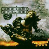FRONT LINE ASSEMBLY  - CD ARTIFICIAL SOLDIER