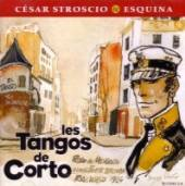 STROSCIO CESAR & ESQUINA  - 2xCD LES TANGOS DE CORTO