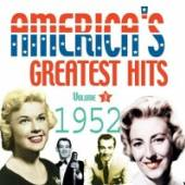VARIOUS  - CD AMERICA'S GREATEST 1952