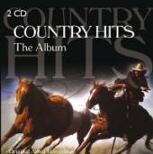 VARIOUS  - CD+DVD COUNTRY HITS THE ALBUM (2CD)