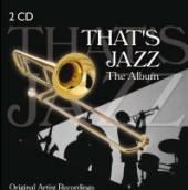 VARIOUS  - CD+DVD THAT´S JAZZ - THE ALUM (2CD)