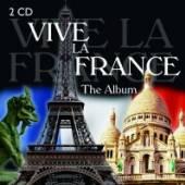 VIVE LA FRANCE  - CD+DVD THE ALBUM (2CD)