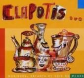 AU FIL DE L'AIR  - CD CLAPOTIS