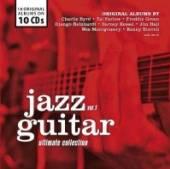 BYRD FARLOW DJANGO  - 10xCD ULTIMATE JAZZ GUITA
