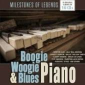 VARIOUS  - CD BOOGIE WOOGIE & BLUES PIANO