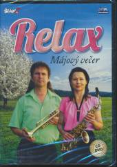 RELAX  - 2xCD+DVD MAJOVY VECER
