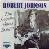 JOHNSON ROBERT  - CD LEGENDARY BLUES SINGER