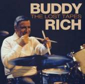 RICH BUDDY  - CD LOST TAPES