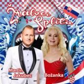 JAKUBEC MARTIN & BOZANKA  - CD ZRALOCI ZO SPLITU