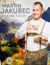 JAKUBEC MARTIN  - 2xCD+DVD KRASNE TATRY 1CD+1DVD