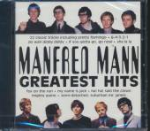 MANN MANFRED  - CD GREATEST HITS - AGES OF MANN