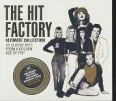 VARIOUS  - 3xCD HIT FACTORY ULTIMATE COLLE