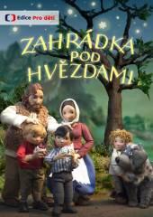 TV SERIAL  - DVD ZAHRADKA POD HVEZDAMI