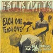 GROUNDATION  - VINYL EACH ONE TEACH ONE [VINYL]