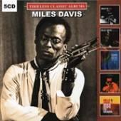 DAVIS MILES  - 5xCD TIMELESS CLASSIC ALBUMS VOL.2