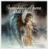 VARIOUS  - VINYL SYMPHONIC & OPERA METAL [VINYL]
