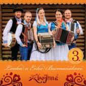 BACMANAKOVE LENKA A EVKA  - CD ZBOJNA 3