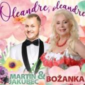 JAKUBEC MARTIN  - CD OLEANDRE, OLEANDRE [& BOZANKA]