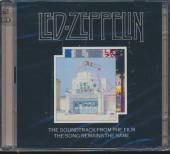 LED ZEPPELIN  - CD SONG REMAINS THE SAME [R]